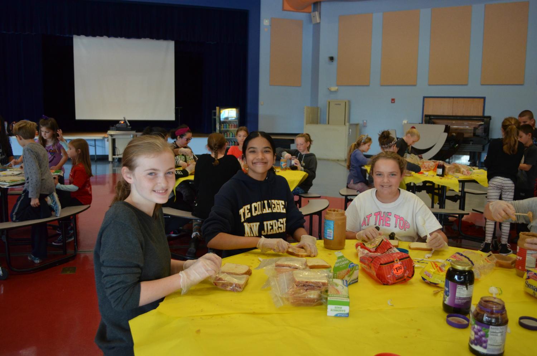 Northfield Community School 2nd Graders Fh Skunk Pbj